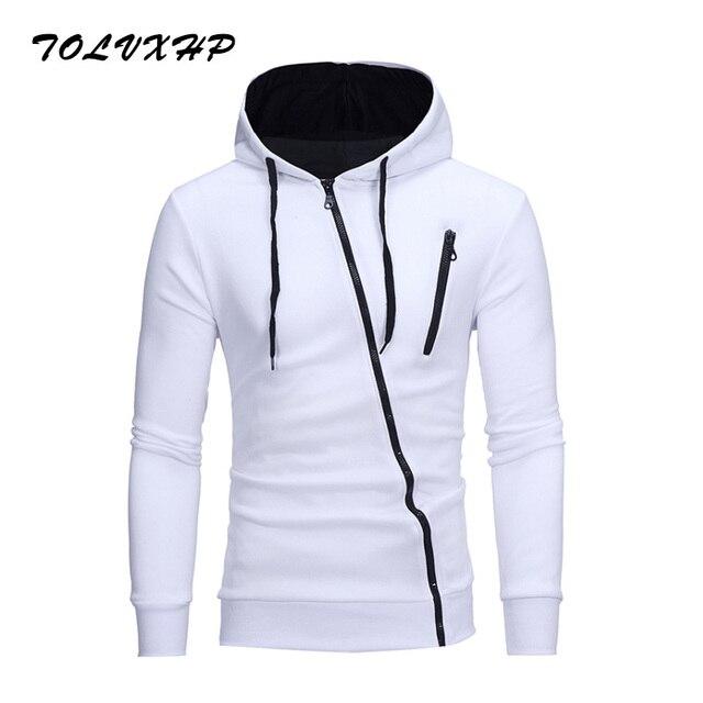 New 3D Hoodies Men 2018 Brand Male Hoodie Sweatershirt Side Oblique Pull  Sweatshirt Men Moletom Masculino Hoodies Slim Tracksuit da4b01399