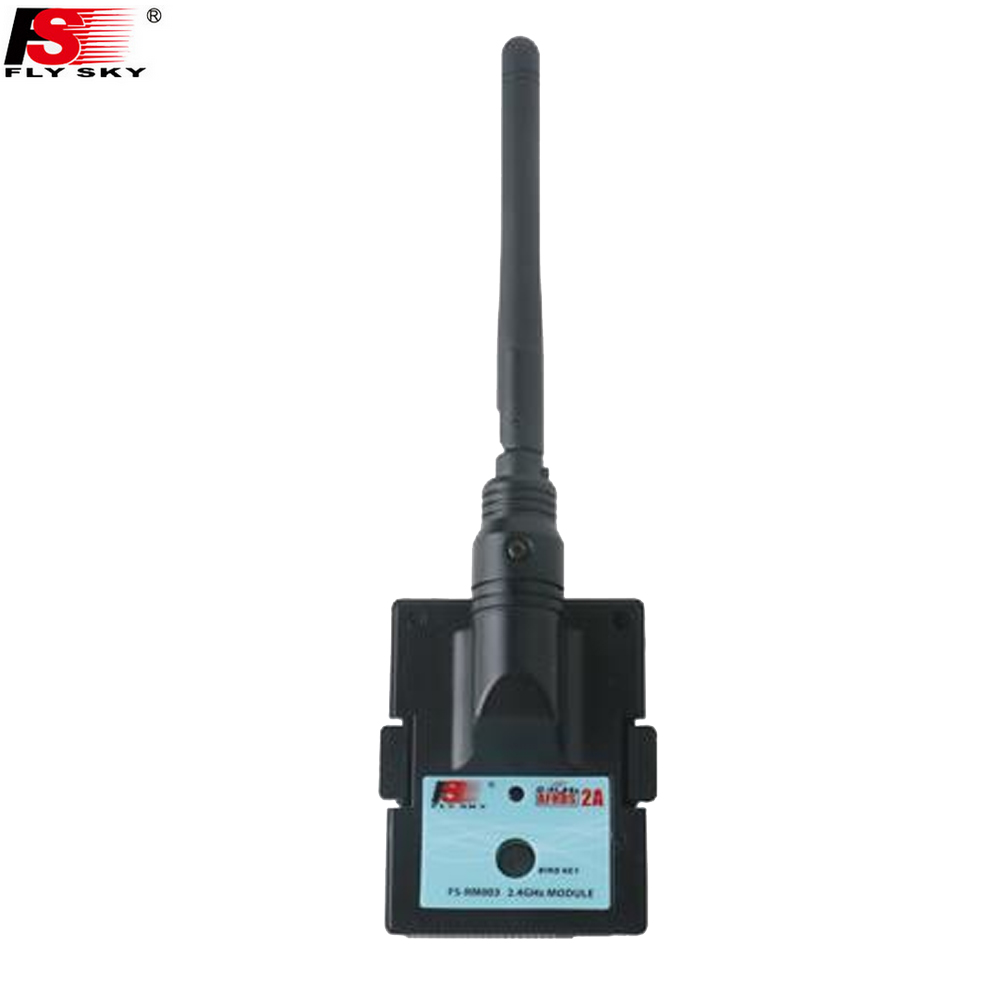 Image 4 - 1pcs Flysky FS RM003 2.4G Transmitter Module with Antenna Compatible AFHDS 2A Only For FS TH9X Transmitter-in Parts & Accessories from Toys & Hobbies
