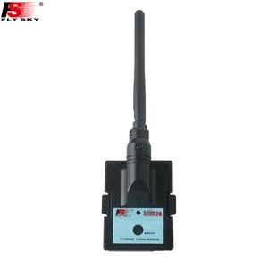 Image 4 - FS RM003,1 stücke Flysky FS RM003 2,4G Sender Modul mit Antenne Kompatibel AFHDS 2A Nur Für FS TH9X Sender