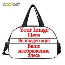 Customize Your Image Logo Carry on Luggage Travel B