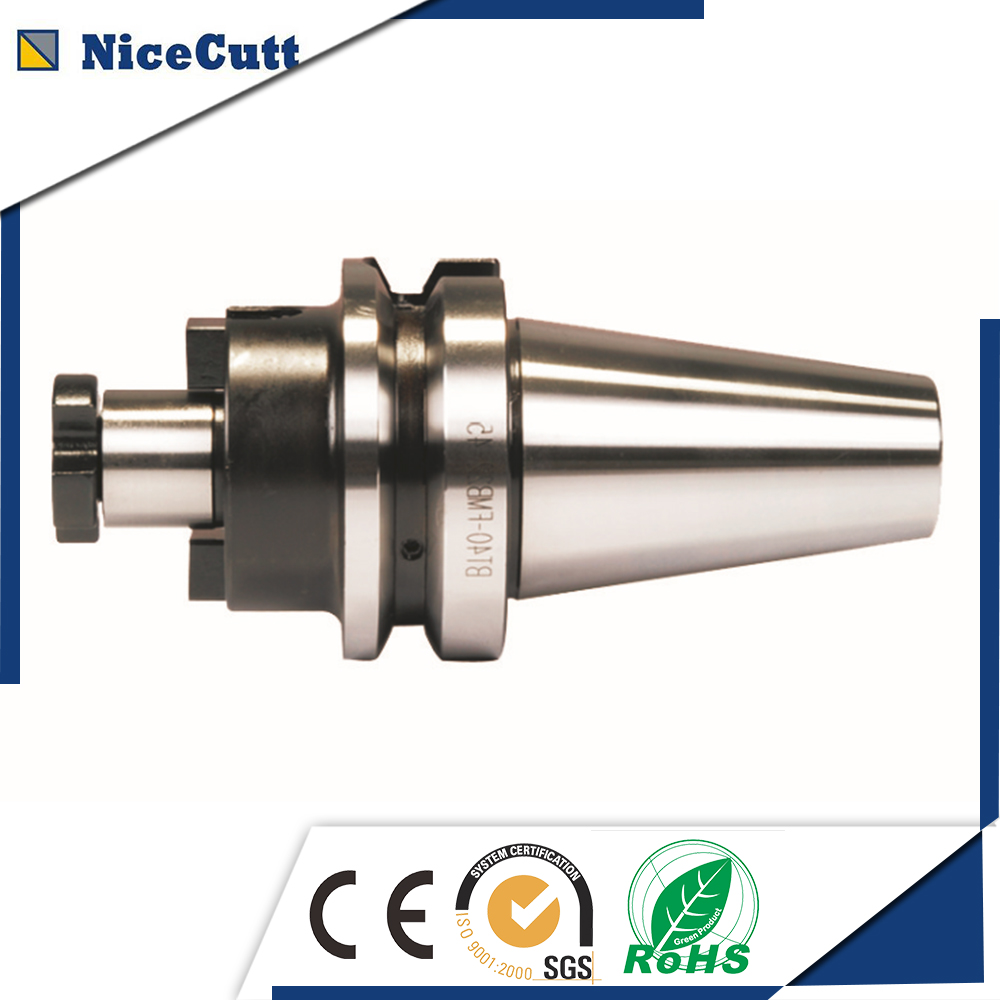 Free Shipping Collet Chuck Tool holder BT40-FMB16-45 On CNC Milling Machine