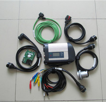 New MB Star Compact 4 main unit with wifi SD Connect C4 with software For Benz Diagnostic Tool