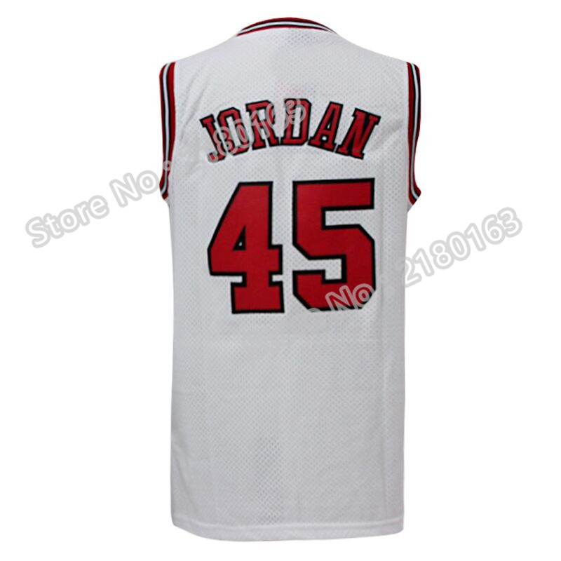 Online Get Cheap 45 Jordan Jersey -Aliexpress.com | Alibaba Group