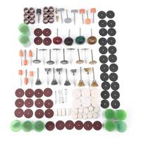 340pcs Rotary Tool Accessory Set Fits For Grinding Sanding Polishing Tools