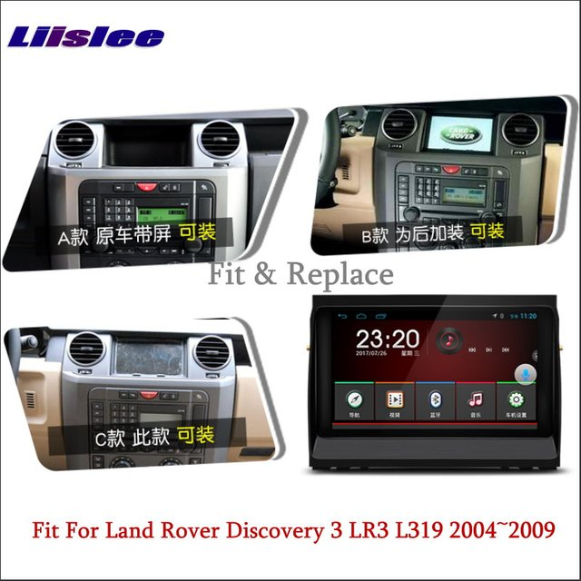 Liislee Car Android Multimedia For Land Rover Freelander 3 LR3 Car on hose protection, wiring tools, safety harness protection,