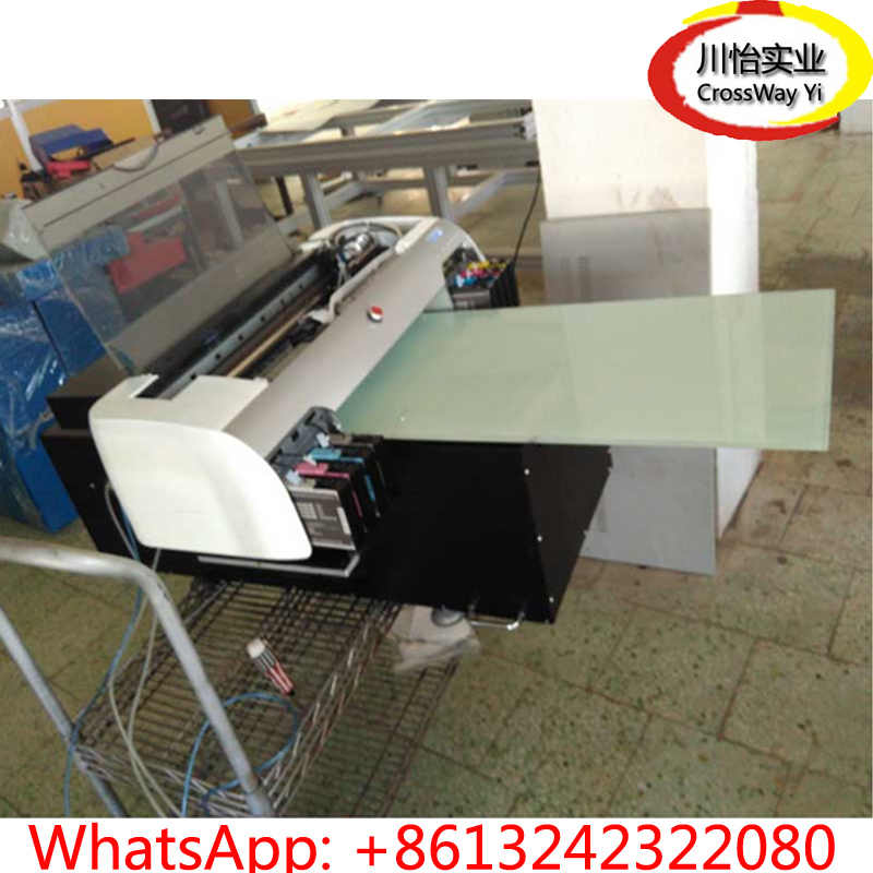 Flatbed UV Printer dengan A2 420 Mm * 900 Mm