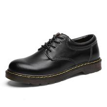 Модная обувь на плоской подошве оксфорды, лофтеры Мокасины Высокое качество Мужская обувь из натуральной кожи весна рабочая обувь повседневная обувь Большие размеры 38–47