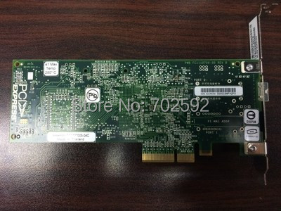 EMULEX 4G single-channel fiber-optic cards LPE1150 PCI-e HBA card