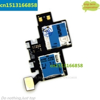 10 Pieces Lot HK Free For Samsung Galaxy Note 2 I605 Verizon Sim Card Tray Holder