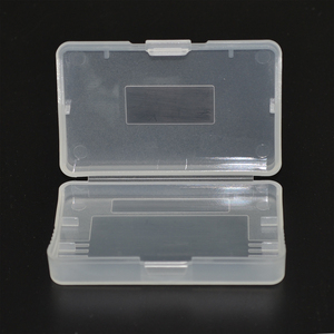 Image 2 - 20pcs Plastic Game Cartridge Cases Storage Box Protector Cover Replacement Shell For Nintendo for GameBoy Advance  for  GBA SP