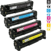Hisaint Listing Hot Best 4 TONER 50 Mehr For HP Color LaserJet Pro MFP M277n CF400X