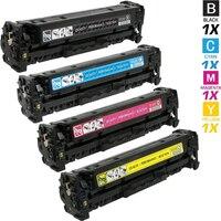 Hisaint Listing Hot Best 4 TONER 50 Mehr For HP Color LaserJet Pro MFP M277n CF400X
