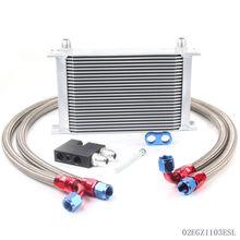 Для BMW 3 Серии 135 335 E90 E92 335i N54 06-11 25 СТРОКА-10 Масляный Радиатор Kit