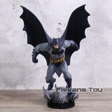 DC Comics 배트맨 다크 나이트 상승 PVC Collectible Figure 배트맨 동상 모델 장난감