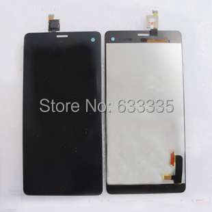 ФОТО LCD Display Touch Screen Digitizer Assembly For ZTE Nubia Z7 Mini NX507J front outer glass black lens