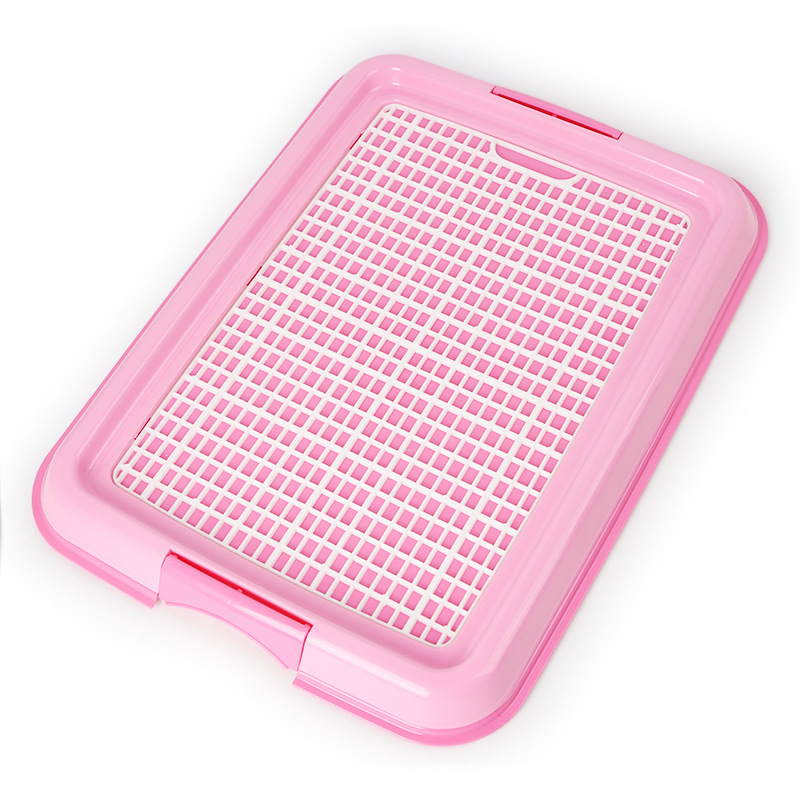 Reusable Puppy Training Pad with Grid Tray for Pets Potty Training Made with PP Resin Material 3