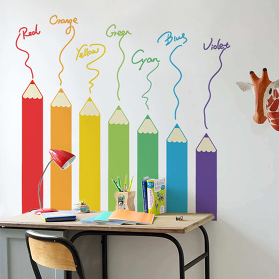 Popular wall decals quotes for office buy cheap wall for Sticker deco