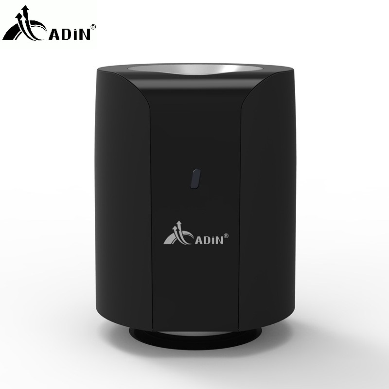 ADIN 15W 4.0 Bluetooth Vibration Speakers Handsfree Call AUX Hifi Speaker For Phones Computers MP3 MP4 Game Players Cars