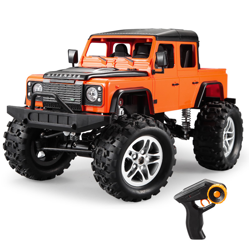1 14 4WD RC Car 4x4 Drive 2 4GHz Electric Radio Remote Control Racing Climbing Carro