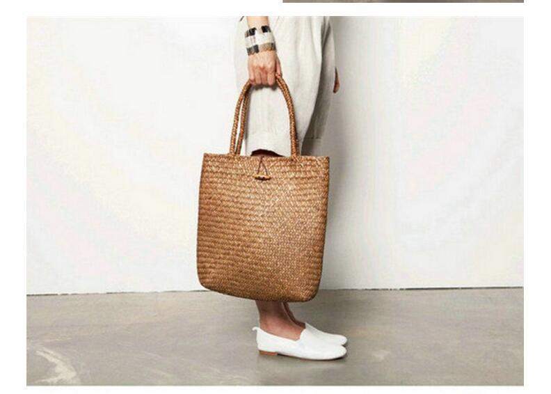 2019 Summer Fashion Women Handbags Straw bag Large Tote Bag Women Messenger Bags Beach Shoulder Bag2019 Summer Fashion Women Handbags Straw bag Large Tote Bag Women Messenger Bags Beach Shoulder Bag