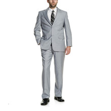 High quality men Suit fashion Men's Wedding Suits tuxedos solid color slim fit groom prom party Suit  (Jacket+Pants)