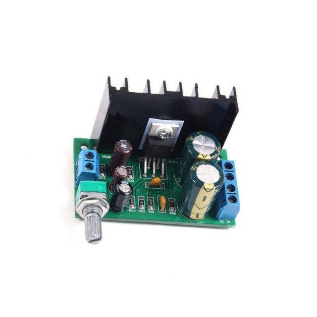 1PCS TDA2050 DC 12 24V 5W 120W 1 Kanal Audio Power Verstärker Bord