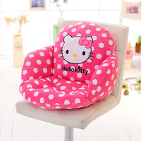 Home Textile Lovely Hello Kitty Cartoon Pattern Seat And Back Cushions Home Decor Fashion Comfortable Throw
