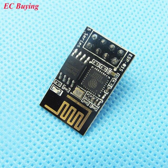1 piece ESP8266 ESP-01S Wireless Module Wifi Sensor for Arduino ESP-01 Wifi Module Advanced Version Electronic DIY