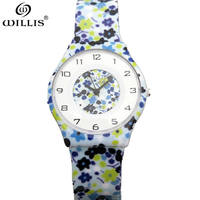 WILLIS Women S Watches Top Brand Luxury Casual Quartz Leather Ultra Thin WristWatch Waterproof High Quality