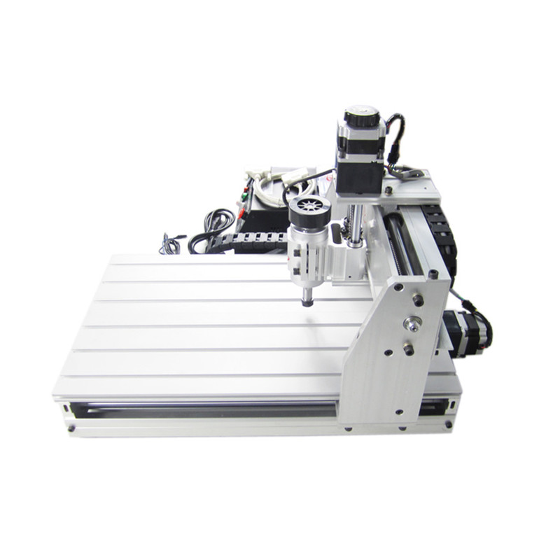 CNC wood carving machine 3040 T-DJ cnc router milling machine for DIY new arrival 5 axis cnc wood carving machine precision ball screw cnc router 3040 milling machine