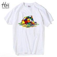 HanHent The Big Bang Theory T shirts Men Funny Cotton Short Sleeve O neck Tshirts Fashion