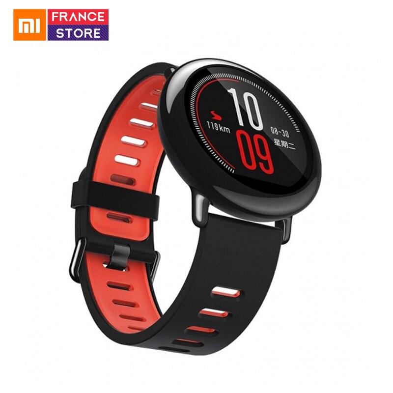 Globale Version Xiaomi Huami Amazfit Tempo Smart Uhr GPS Laufen Sport Bluetooth 4,0 Heart Rate Monitor Wasserdichte IP67-in Smart Watches aus Verbraucherelektronik bei  Gruppe 1