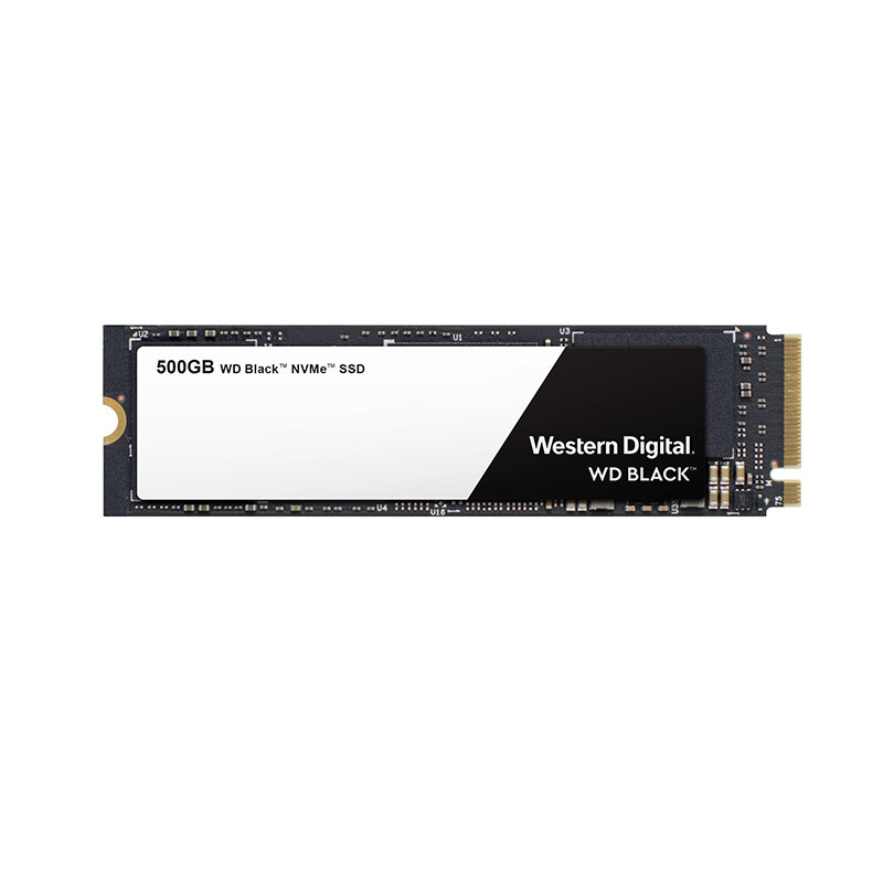 WD Black PCIe Gen3 4 500GB M 2 2280 PCI E SSD WDS500G2X0C Solid State Drive