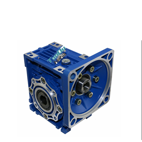 NMRV063 Worm Gear Speed Reducer NEMA52 Ratio 10 15 20 25 30 40 50 60 80 100:1 for NEMA52 Servo Motor Stepper Motor