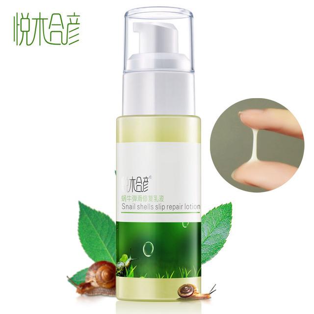 Reparação caracol essência loção hidratante clareamento Anti oxidação Anti - rugas creme de clareamento da pele cuidados produto