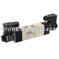 Inner Guide Type AC 220V 2 Position Air Pneumatic Valve