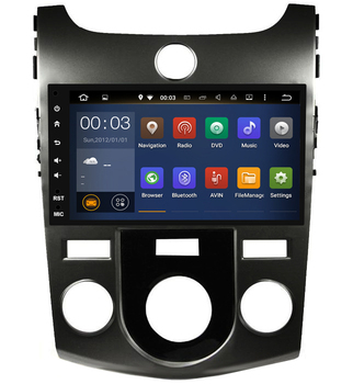 9 inch 4G LTE Android 8.0 ! octa core car multimedia DVD player Radio GPS FOR KIA CERATO / FORTE/ KOUP 2008-2009 2010 2011 2012