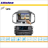 Liislee Car Radio For Holden Captiva 2010~2013 Audio Video Stereo CD DVD Player GPS Map Navi Navigation S160 Multimedia System