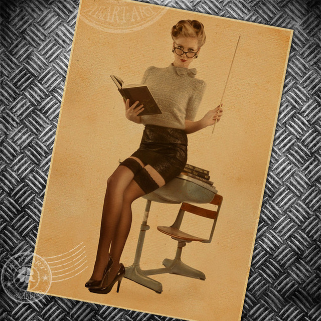 Retro vintage stockings