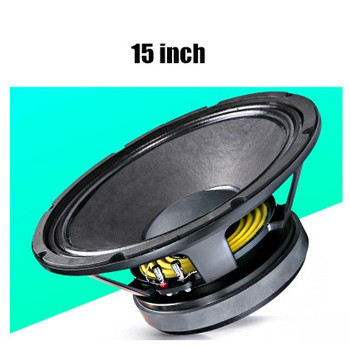 15 inch high power woofer speaker 700W 1