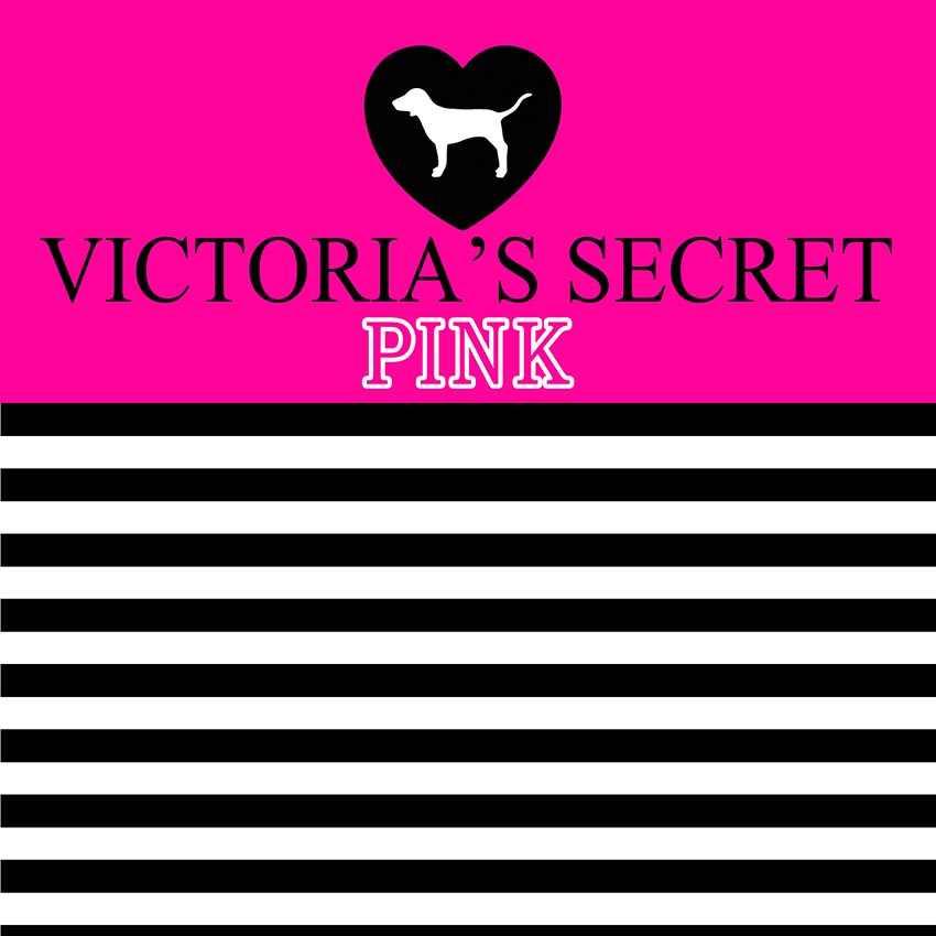 Victorias Secret amour rose toile de fond-amour rose fête-bannière de fête-fichier numérique toile de fond VS rose