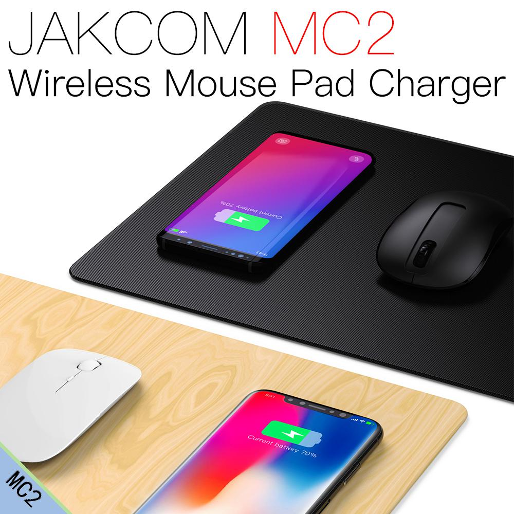 Accessories & Parts Cheap Price Jakcom Mc2 Wireless Mouse Pad Charger Hot Sale In Chargers As Black Decker Chargers 3s 40a Mobile Battery Charger Matching In Colour
