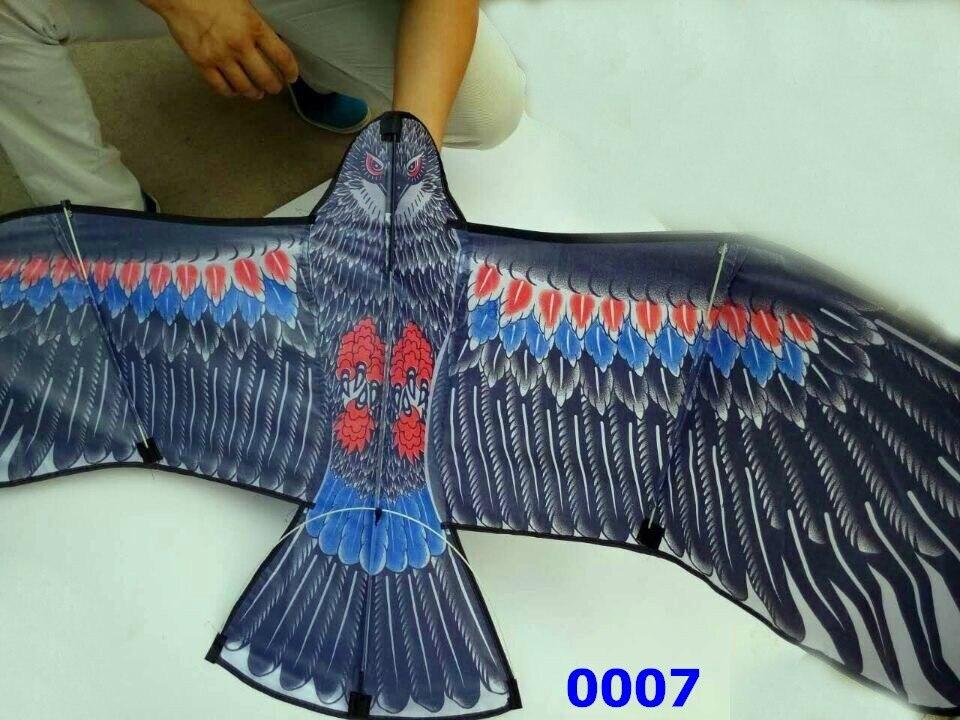 С 100м ручкой линия для активного отдыха на открытом воздухе Спорт 1,6 м Орел воздушный змей высокое качество Летающий выше большие Кайты воздушные змеи Wei завод