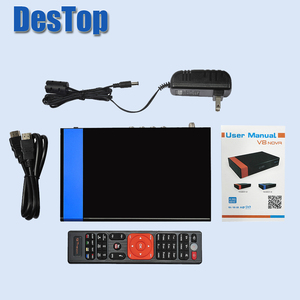 Image 5 - GTmedia V8 Nova Blue DVB S2 HD Satellite receiver Support H.265 power vu biss built WiFi set top box
