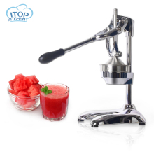 купить Stainless Steel Manual Juicer Hand Press Juicer Lemon Orange Labor-saving Design Juice Extractor Commercial / Household дешево