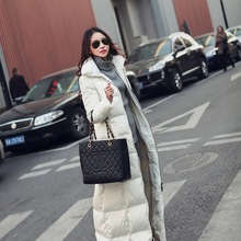 2019 new winter coats plus size white black navy blue win red womens down