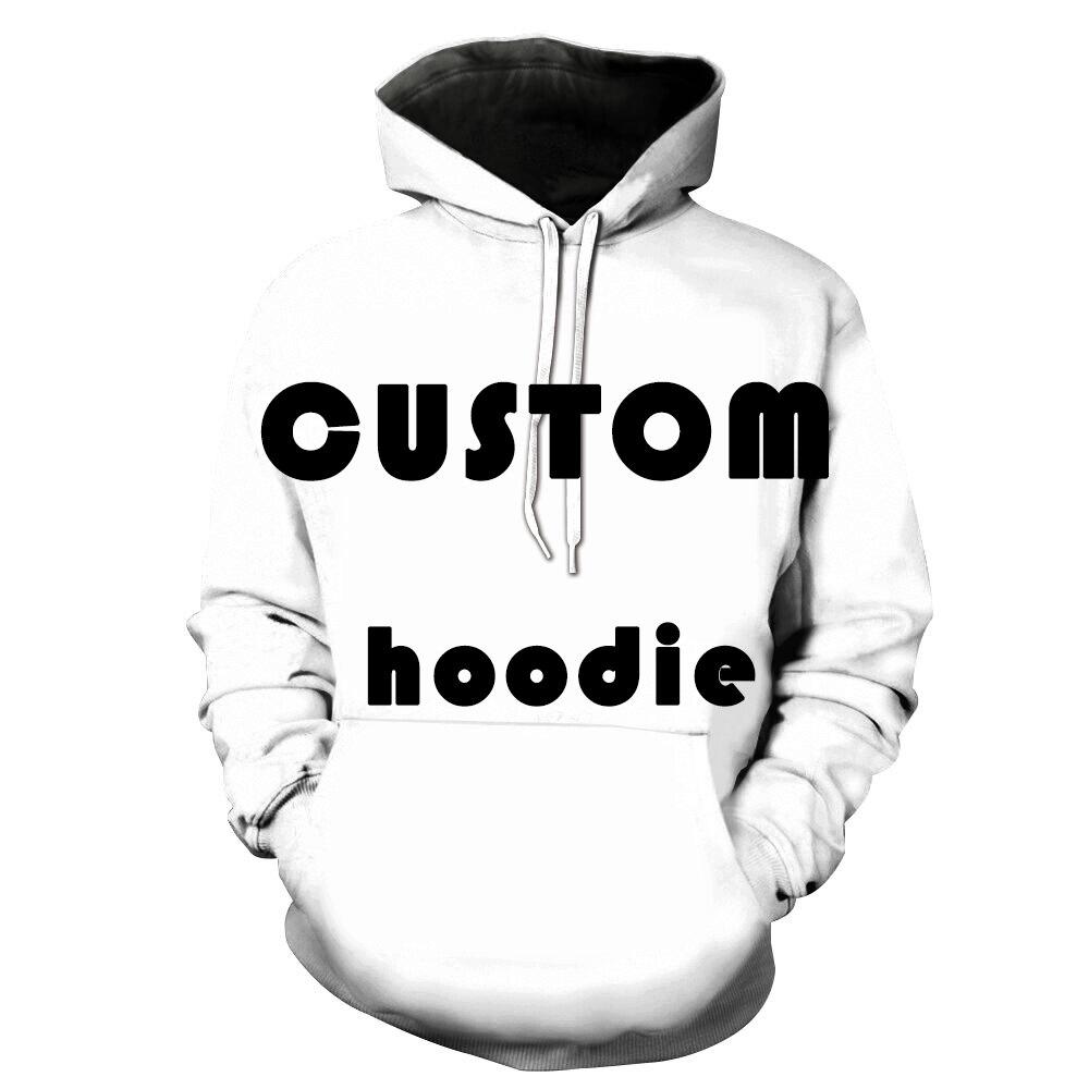 2018 anpassen 3D Alle Druck Pullover Hoodies Hip Hop Hipster Jumper Sportwear Coole Mode Männer Frauen Unisex fabrik Outlet