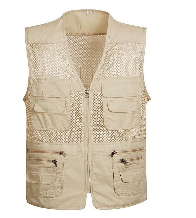 The new recreational fishing vest photography for Best fishing vest
