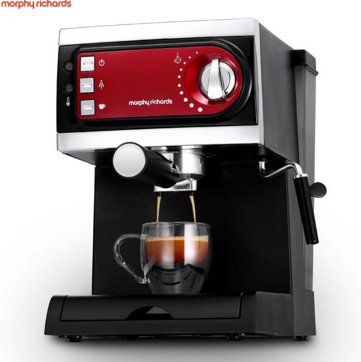 Coffee maker Morphy Richards MR4622 coffee machine coffee makers drip maker espresso cappuccino electric zipper