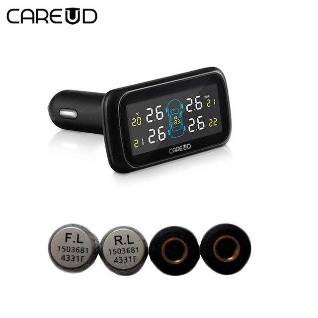 4 Dak Ile Araba Tpms Dis Sensorler Psi Bar Careud U903 Tpms Araclari Lastik Basinci Tani